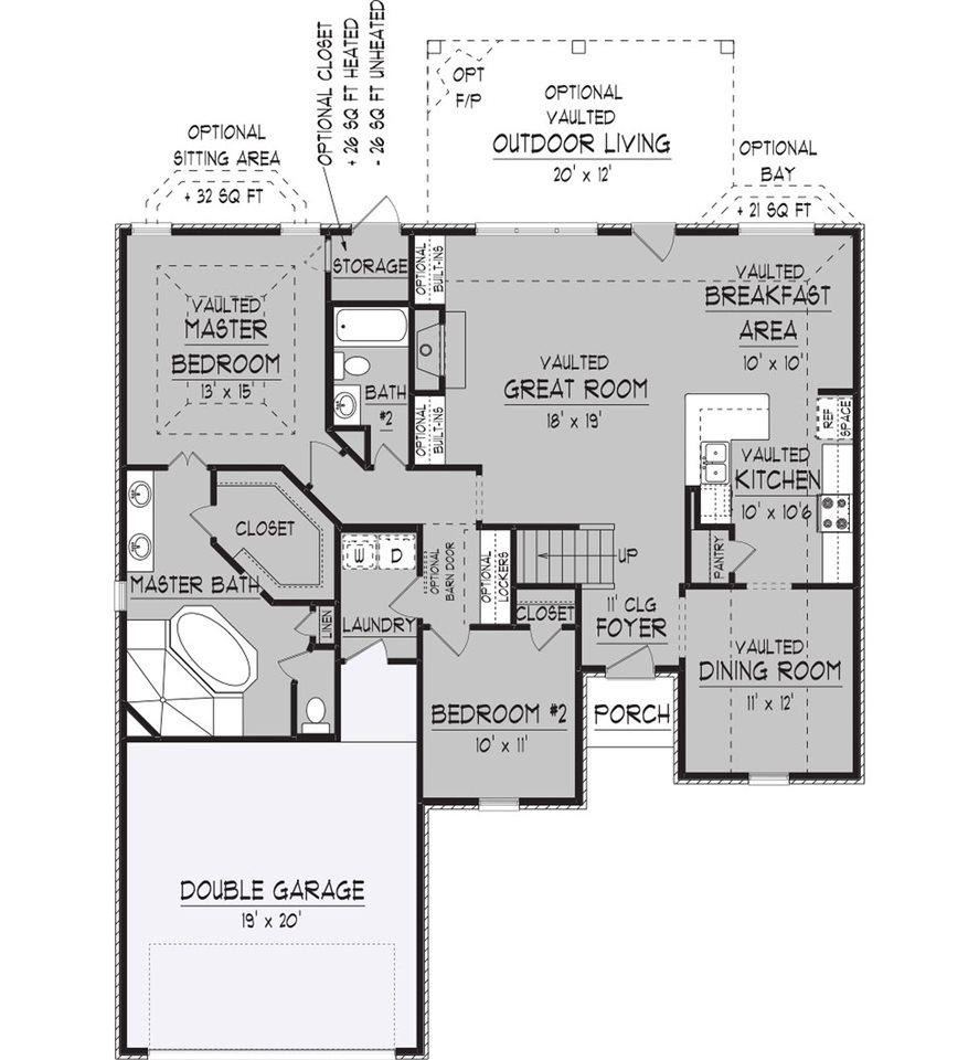 5562 Pinetree Southaven, MS 38672 - MLS #: 9982127