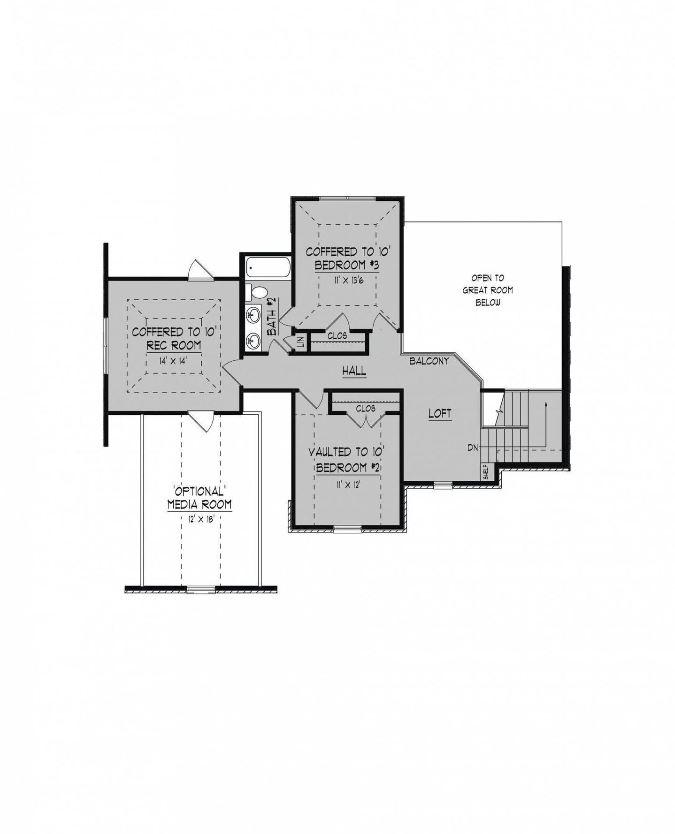340 Ridgefield Oakland, TN 38060 - MLS #: 9982174