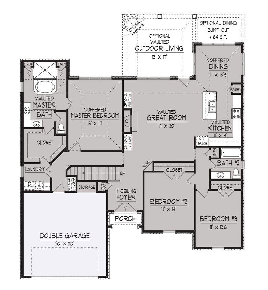 190 Cypress Point Oakland, TN 38060 - MLS #: 9982176