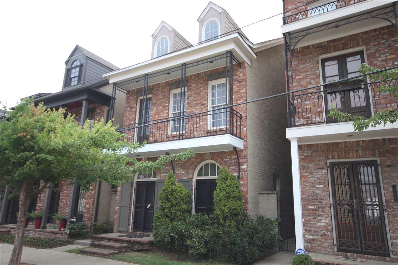 627 S FRONT ST, Memphis, TN 38103