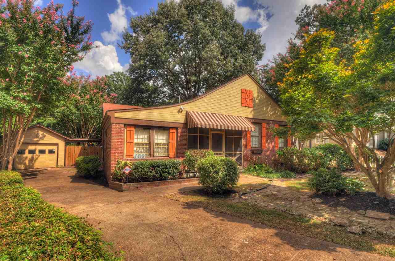 686 ROSEMARY LN, Memphis, TN 38104