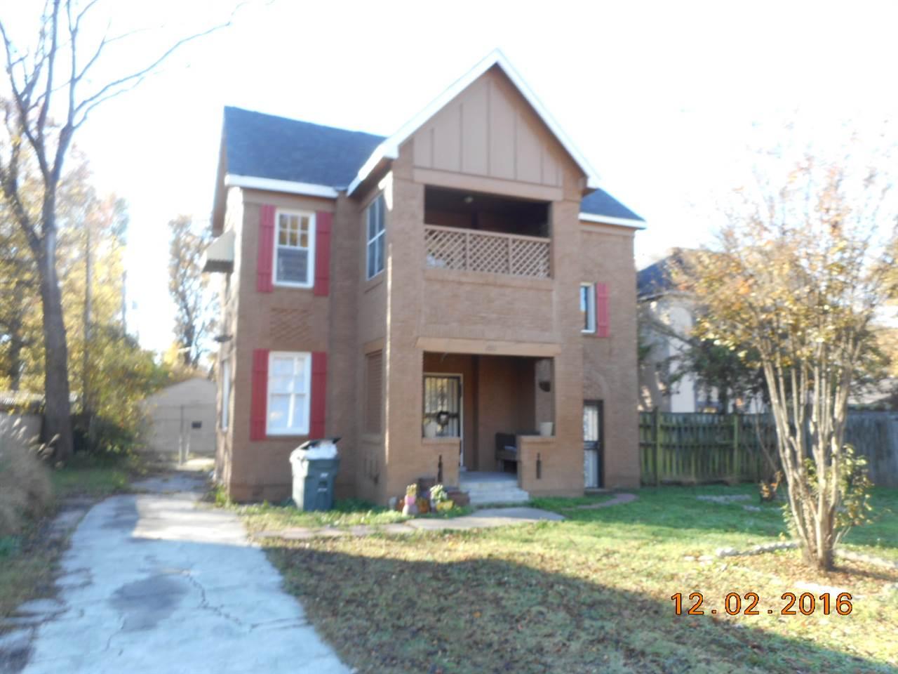 1511 JACKSON AVE, Memphis, TN 38107