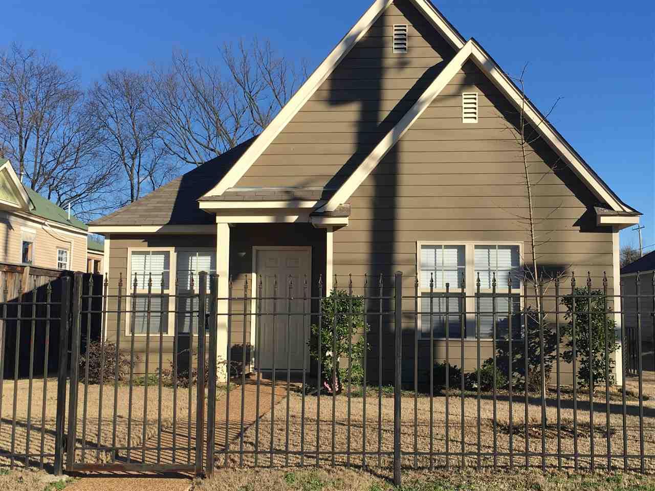310 N CLAYBROOK ST, Memphis, TN 38104