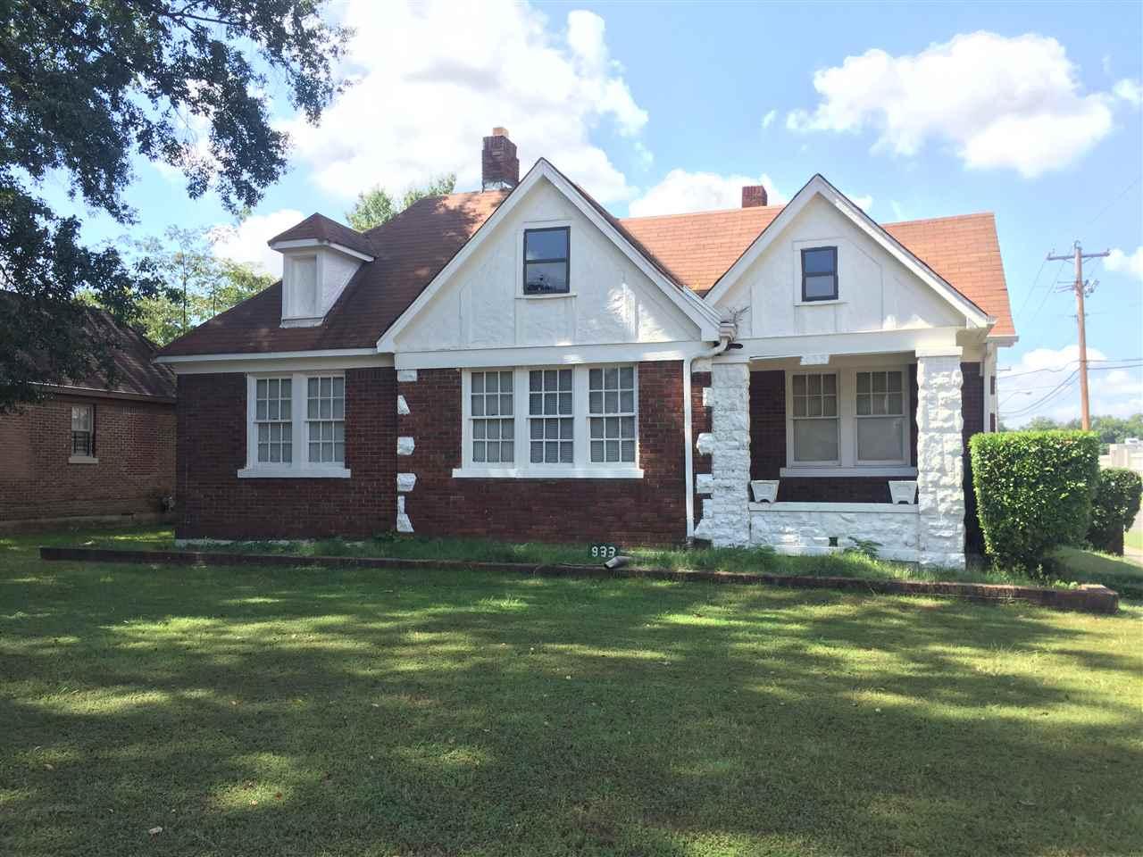 933 N MCLEAN BLVD, Memphis, TN 38107