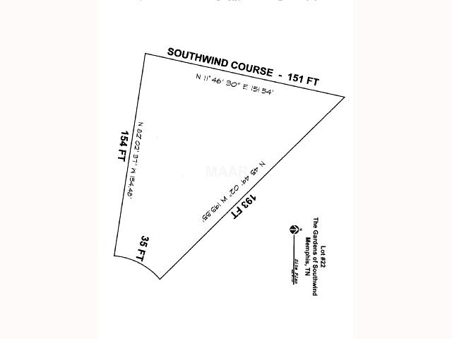 3477 Windgarden Memphis, TN 38125 - MLS #: 9997035