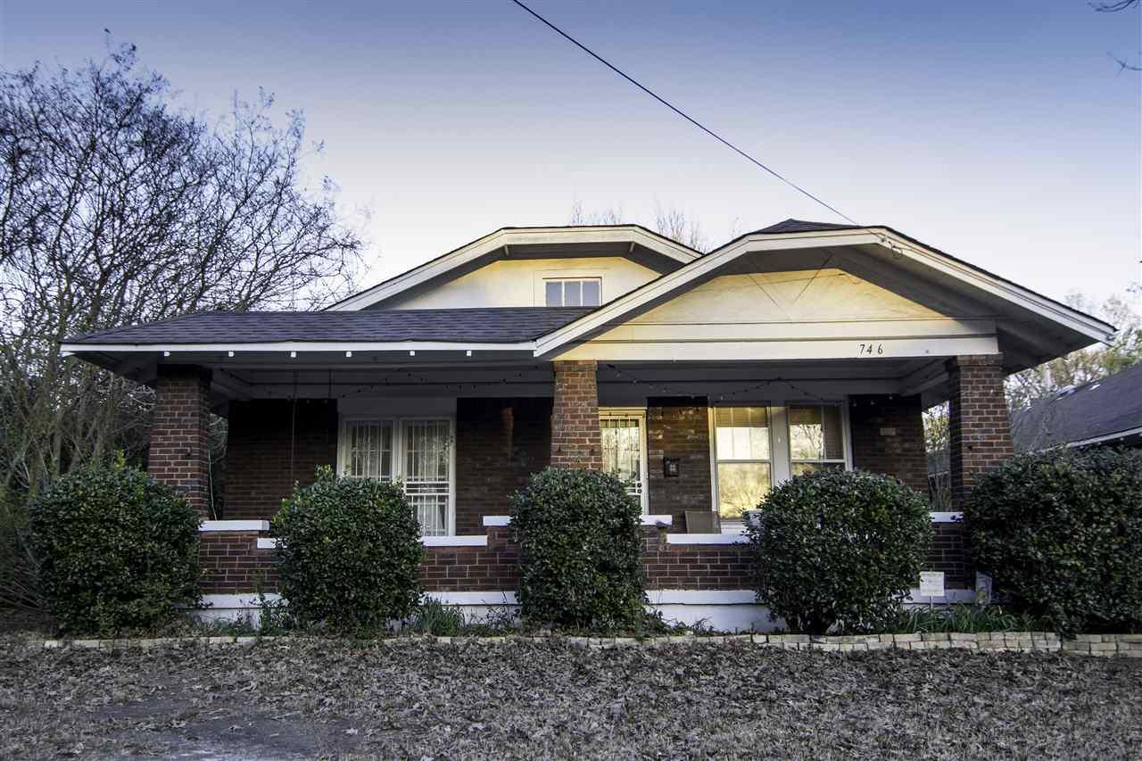 746 DICKINSON ST, Memphis, TN 38107