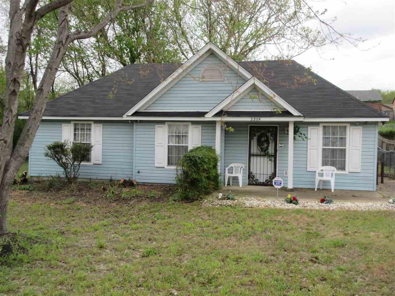 2504 Durham Memphis, TN 38127 - MLS #: 9997569