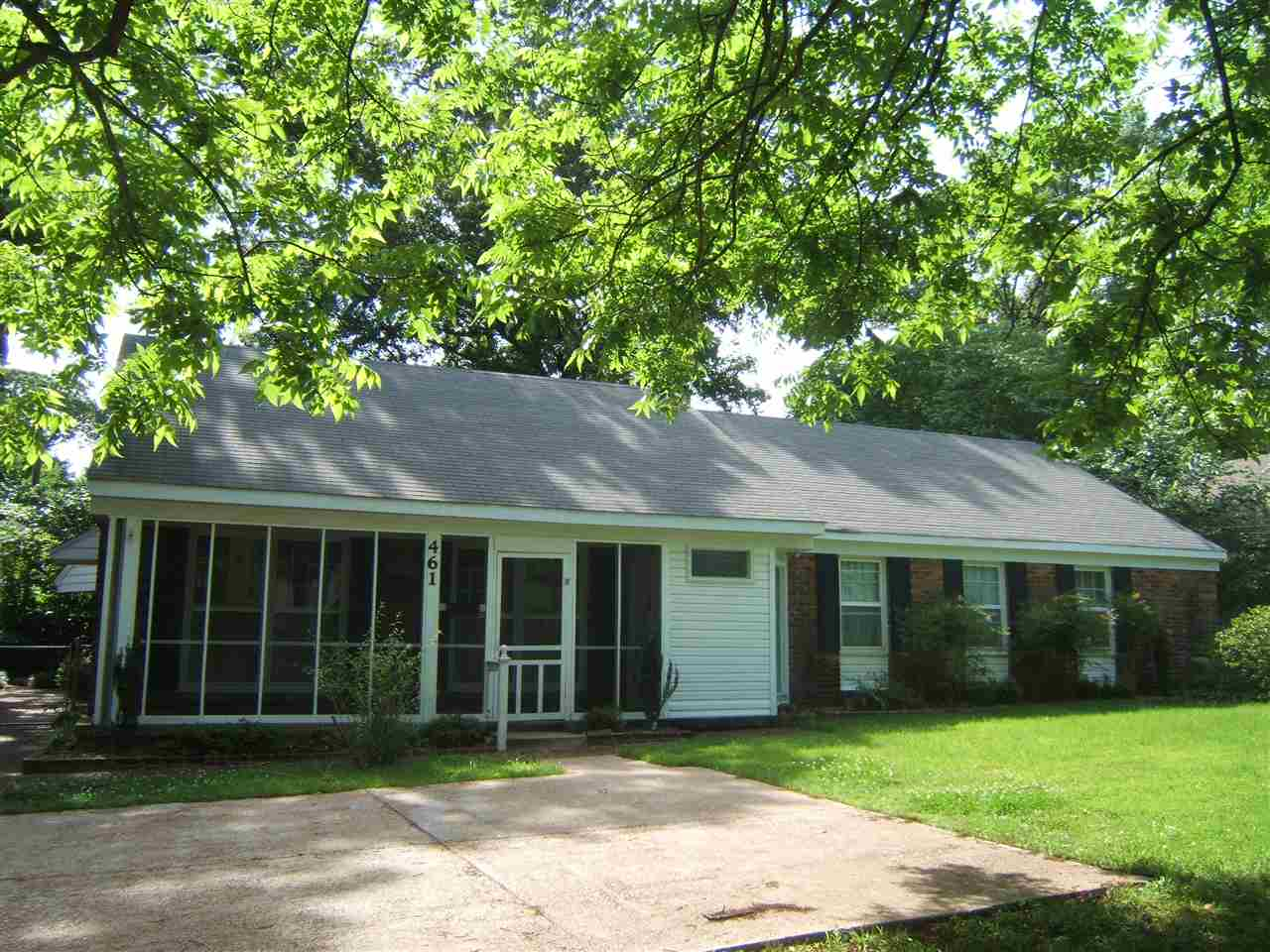 461 N MENDENHALL RD, Memphis, TN 38117