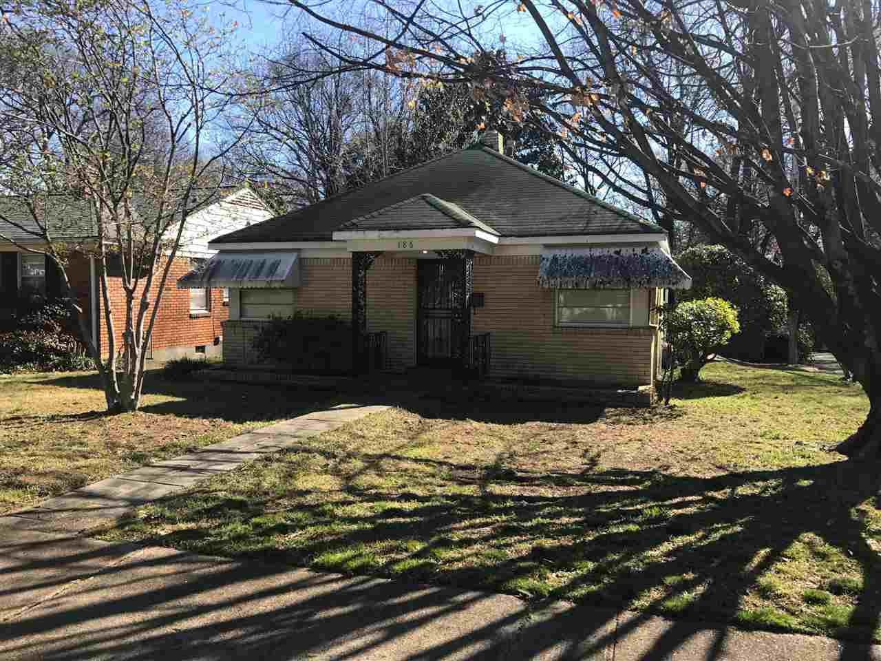 186 PLAINVIEW ST, Memphis, TN 38111