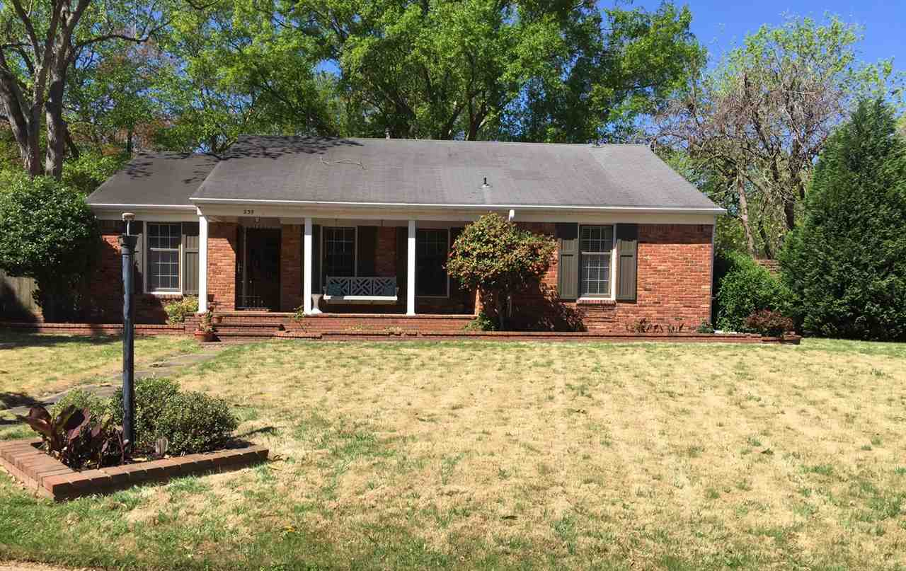 239 N YATES RD, Memphis, TN 38120