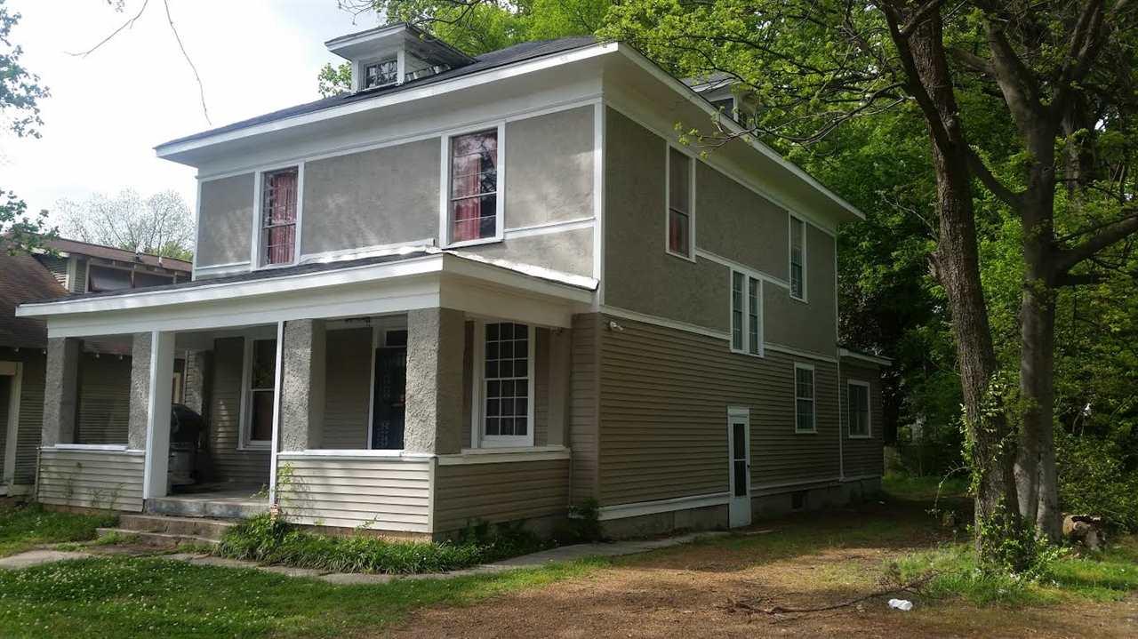 1206 AGNES PL, Memphis, TN 38104
