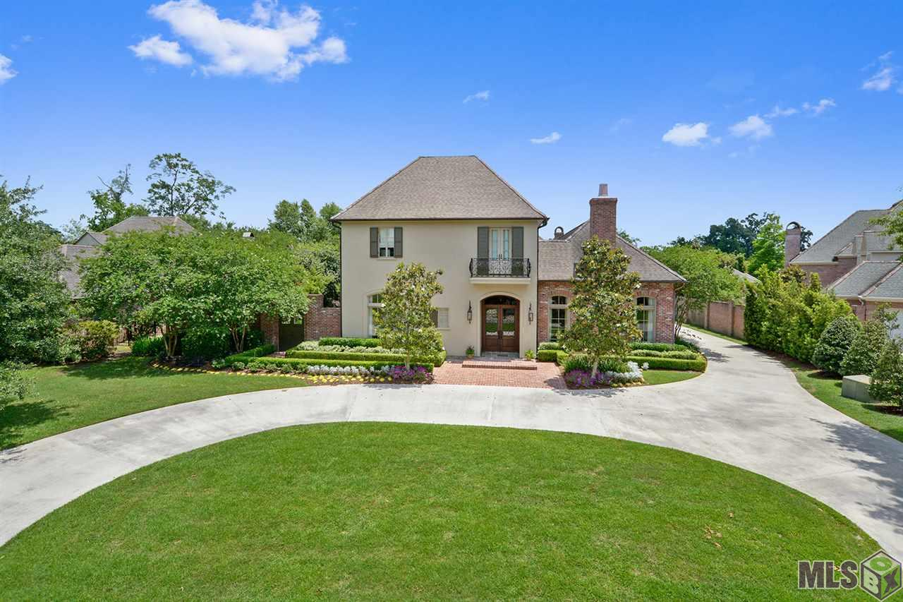 Baton rouge homes for sale near country club of louisiana for Home builders in south louisiana