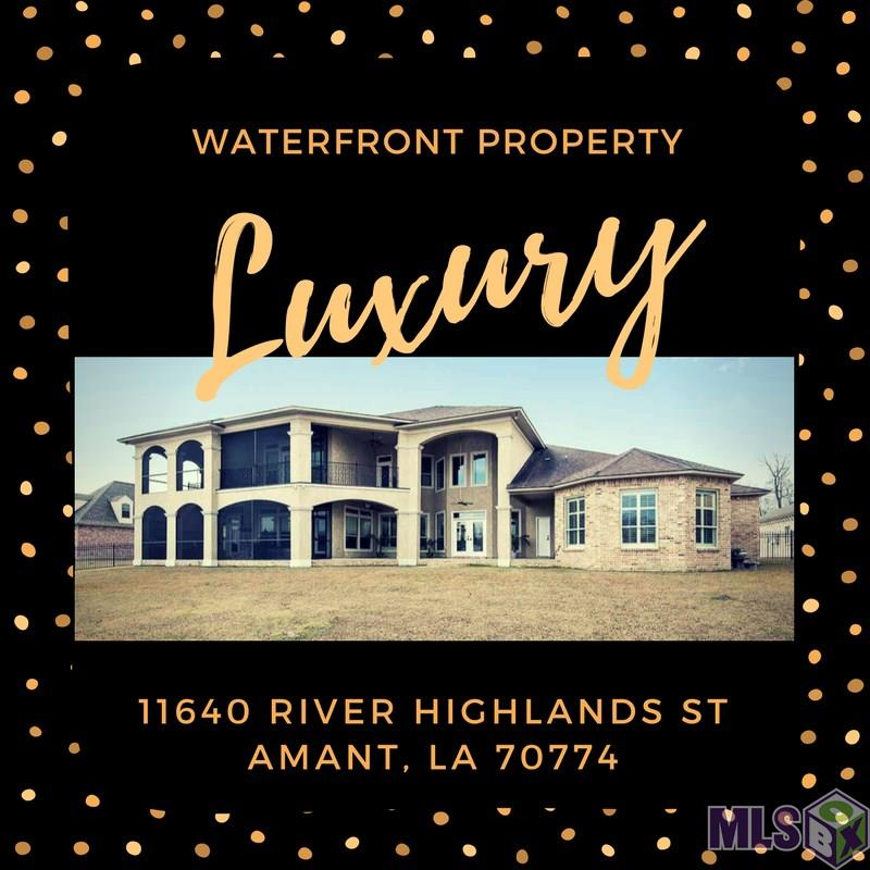 11640 RIVER HIGHLANDS, St Amant, LA 70774