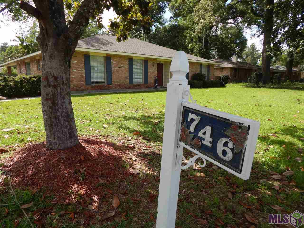746 SHERWOOD FOREST BLVD, Baton Rouge, LA 70815