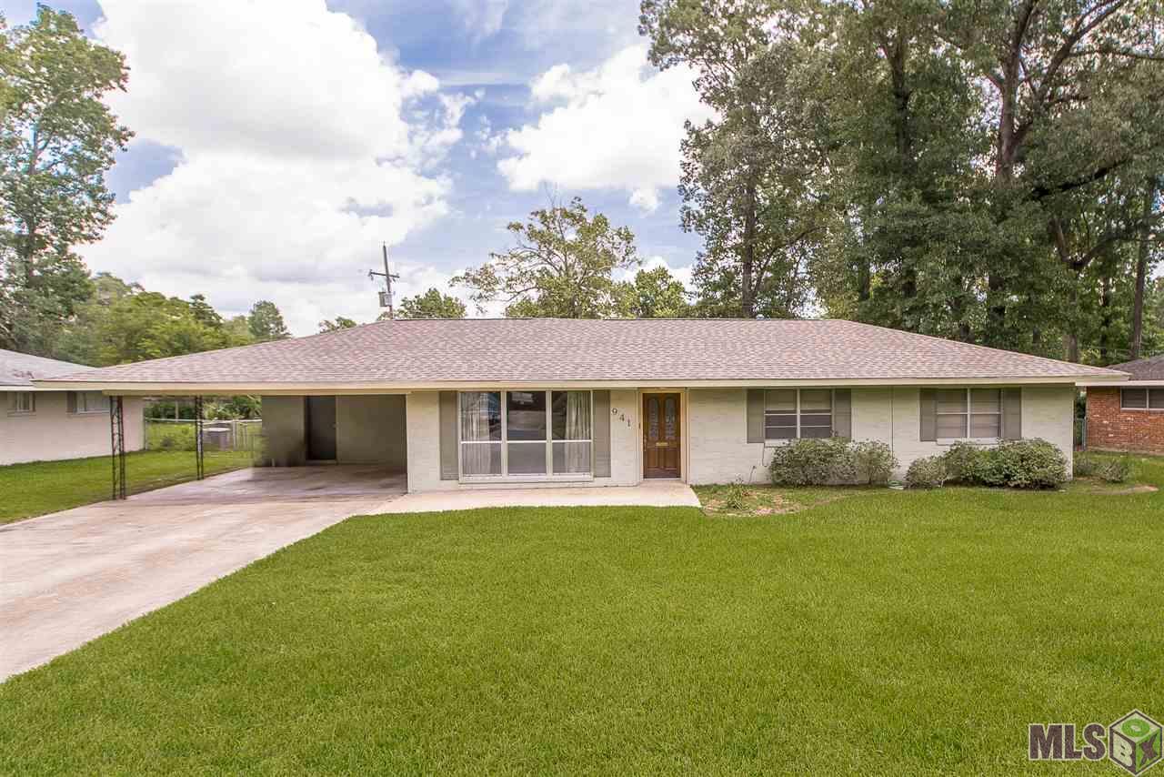 941 WOODHAVEN ST, Baton Rouge, LA 70815