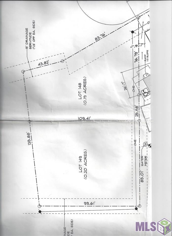 Lot 149 KELLI DR, Denham Springs, LA 70726