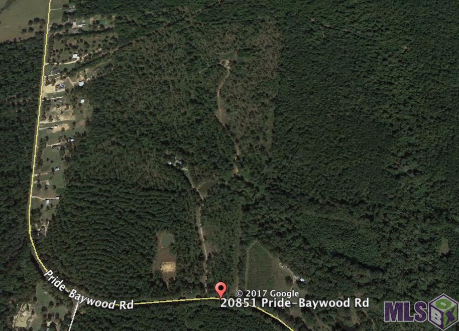 PRIDE-BAYWOOD RD, Clinton, LA 70722