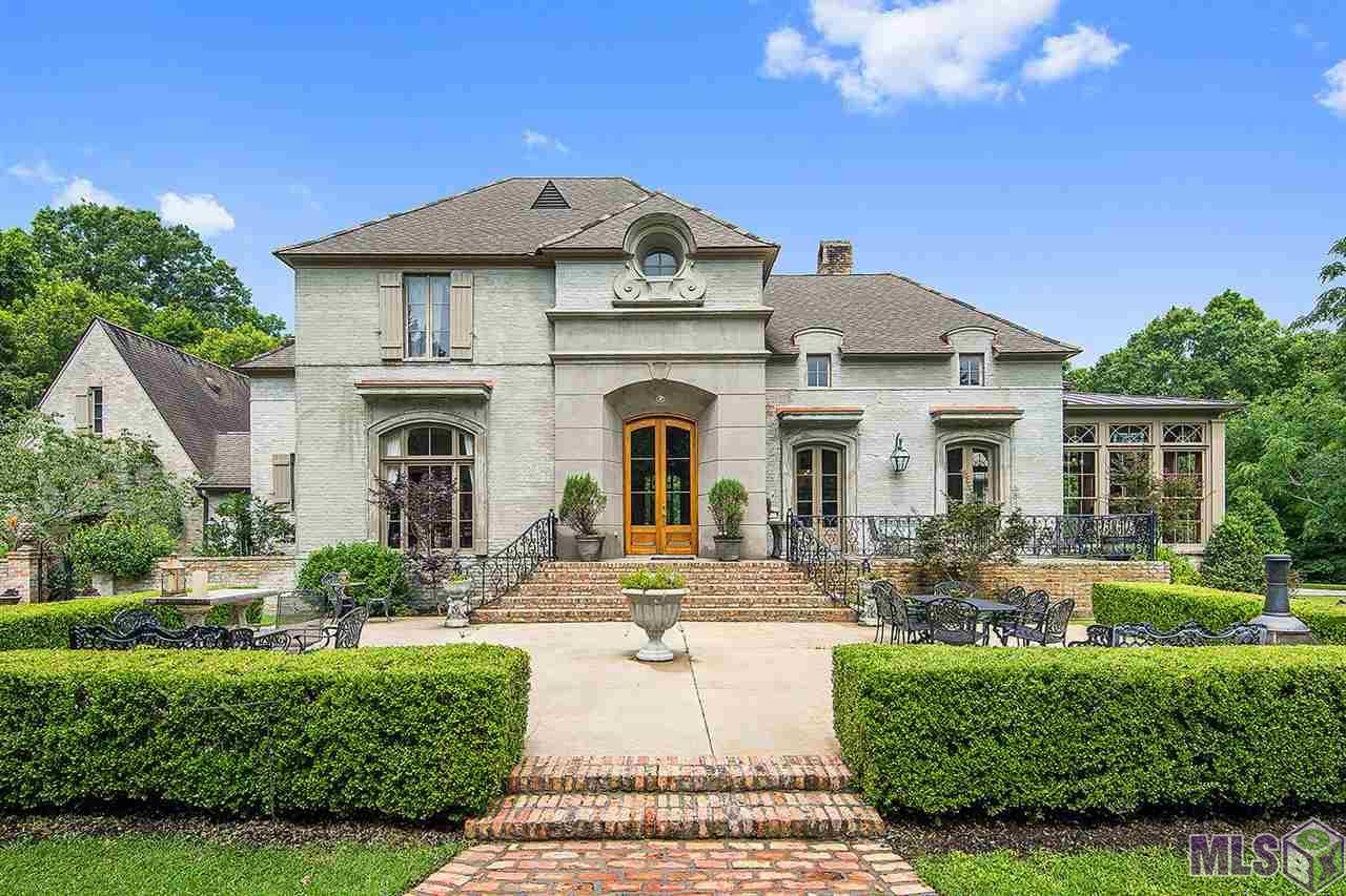 baton rouge luxury homes