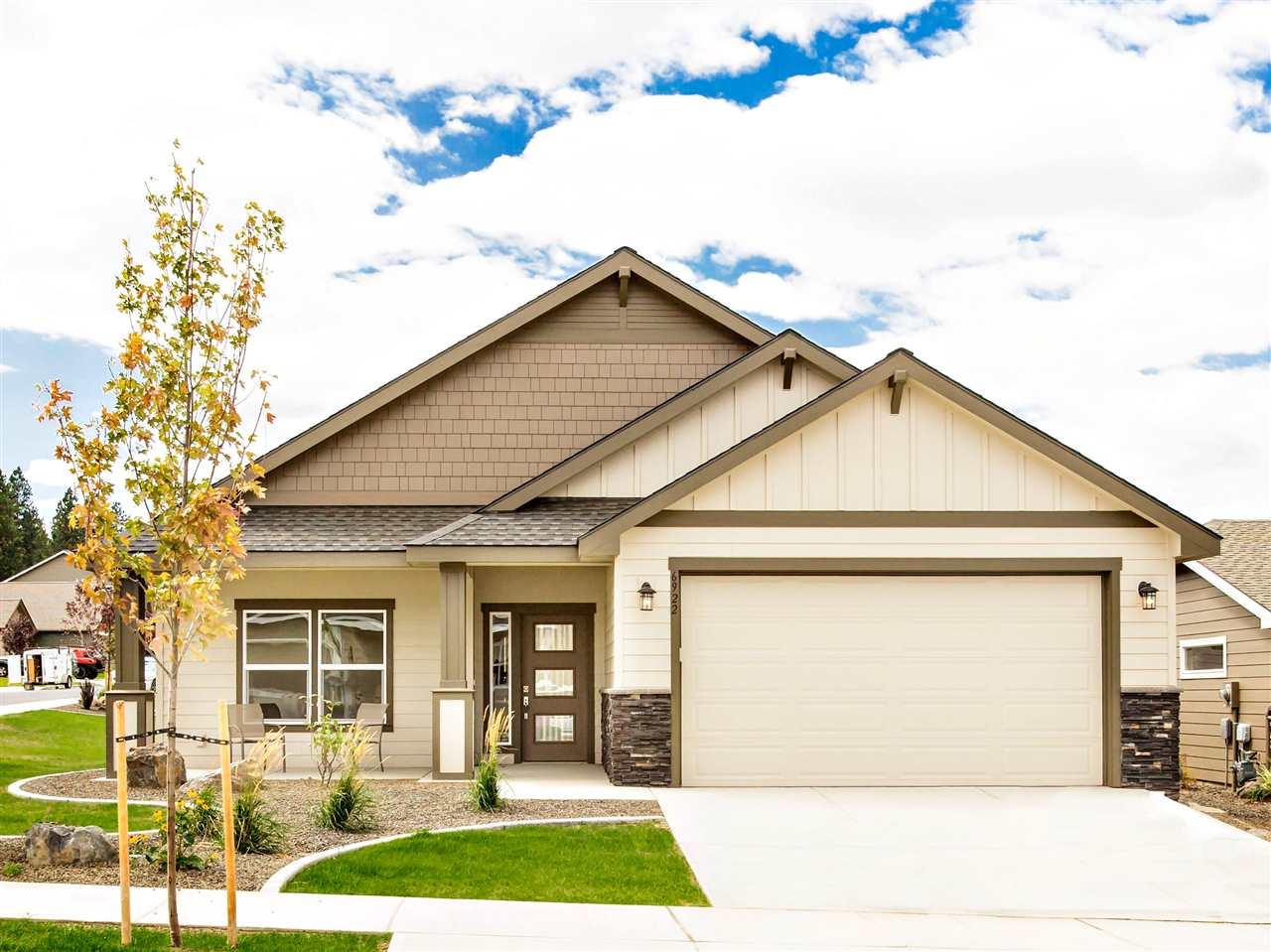 6922 S Park Ridge Blvd, Spokane, WA 99224