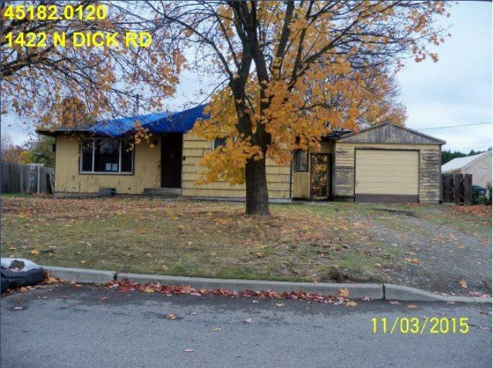 1422 N Dick Rd, Spokane Valley, WA 99206