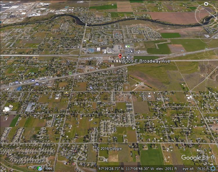 Commercial for Sale at 19309 E Broadway, Lot 2B Avenue 19309 E Broadway, Lot 2B Avenue Spokane Valley, Washington 99016 United States