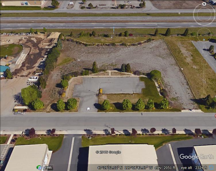 Land for Sale at 19309 E Broadway, Lot 2B Avenue 19309 E Broadway, Lot 2B Avenue Spokane Valley, Washington 99016 United States