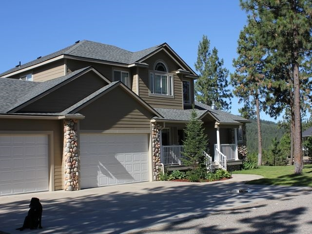 Single Family Home for Sale at 12486 Nighthawk Way 12486 Nighthawk Way Nine Mile Falls, Washington 99026 United States