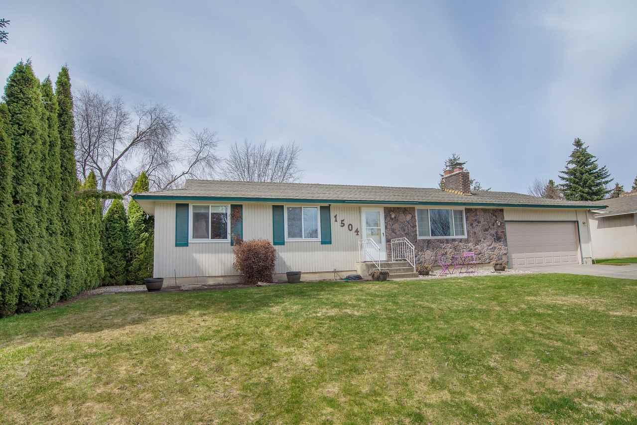 1504 S Woodward Rd, Spokane Valley, WA 99206