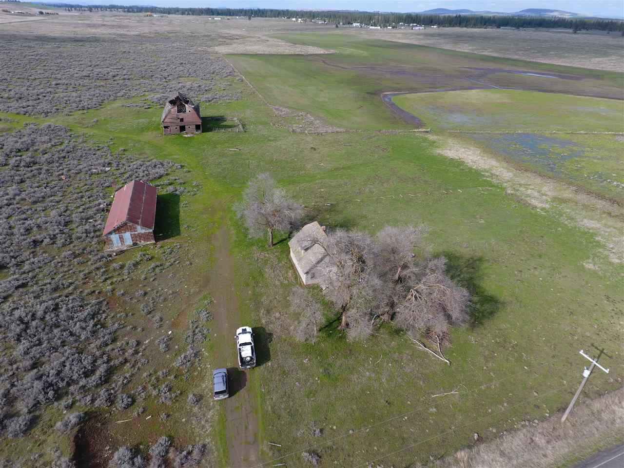 Land for Sale at 29200 W Drumheller Road 29200 W Drumheller Road Cheney, Washington 99004 United States