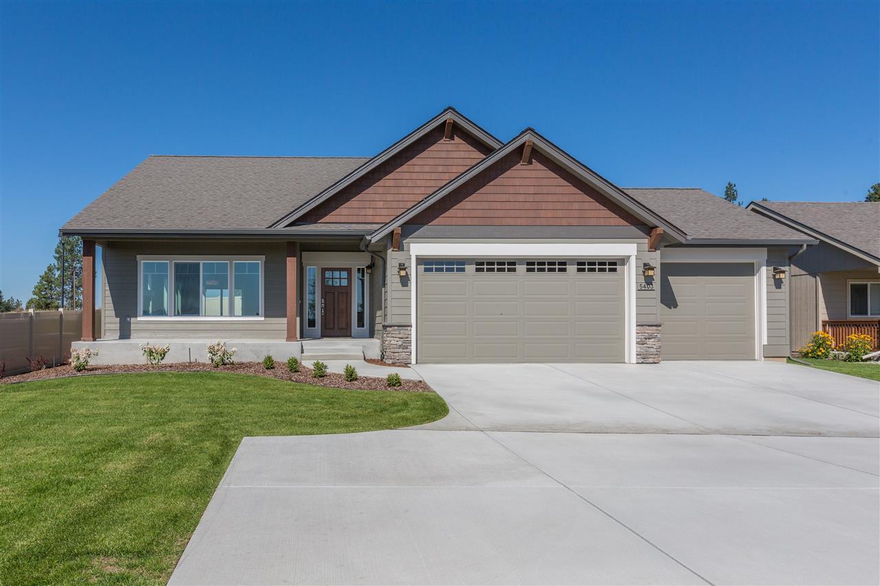 5311 N Scenic Ln, Spokane, WA 99217