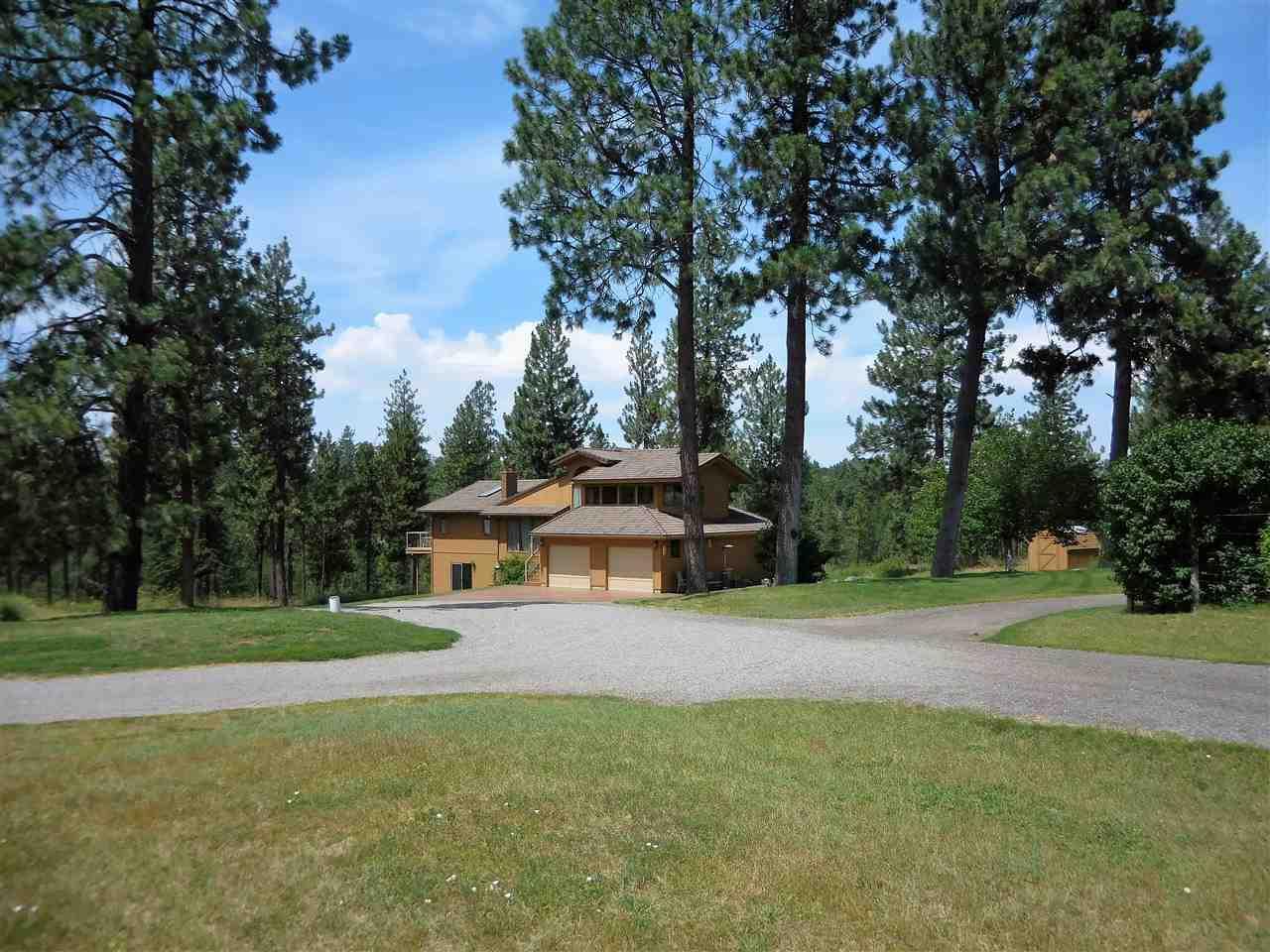 Single Family Home for Sale at 4708 S Long Lane 4708 S Long Lane Greenacres, Washington 99016 United States