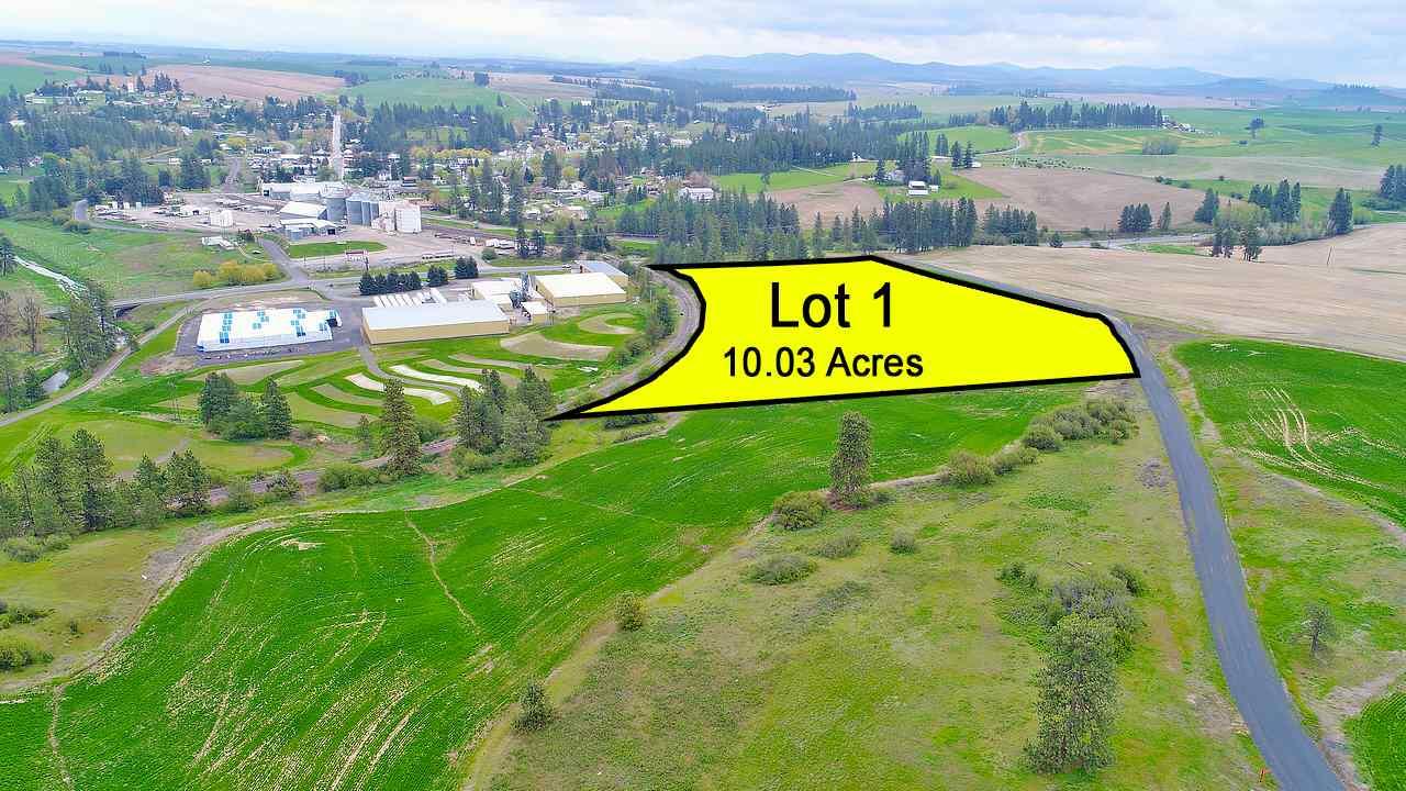Land for Sale at 19303 E Langan Lane 19303 E Langan Lane Rockford, Washington 99030 United States