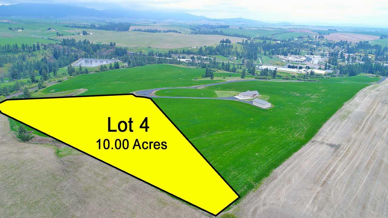 Land for Sale at 18808 E Langan Lane 18808 E Langan Lane Rockford, Washington 99030 United States