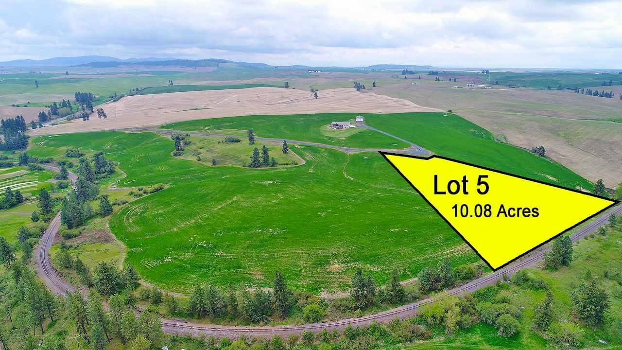 Land for Sale at 18819 E Langan Lane 18819 E Langan Lane Rockford, Washington 99030 United States
