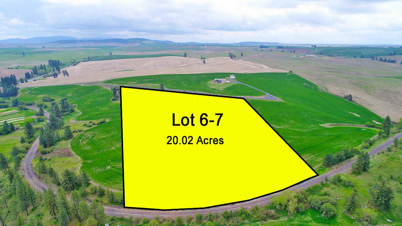 Land for Sale at 19001 E Langan Lane 19001 E Langan Lane Rockford, Washington 99030 United States
