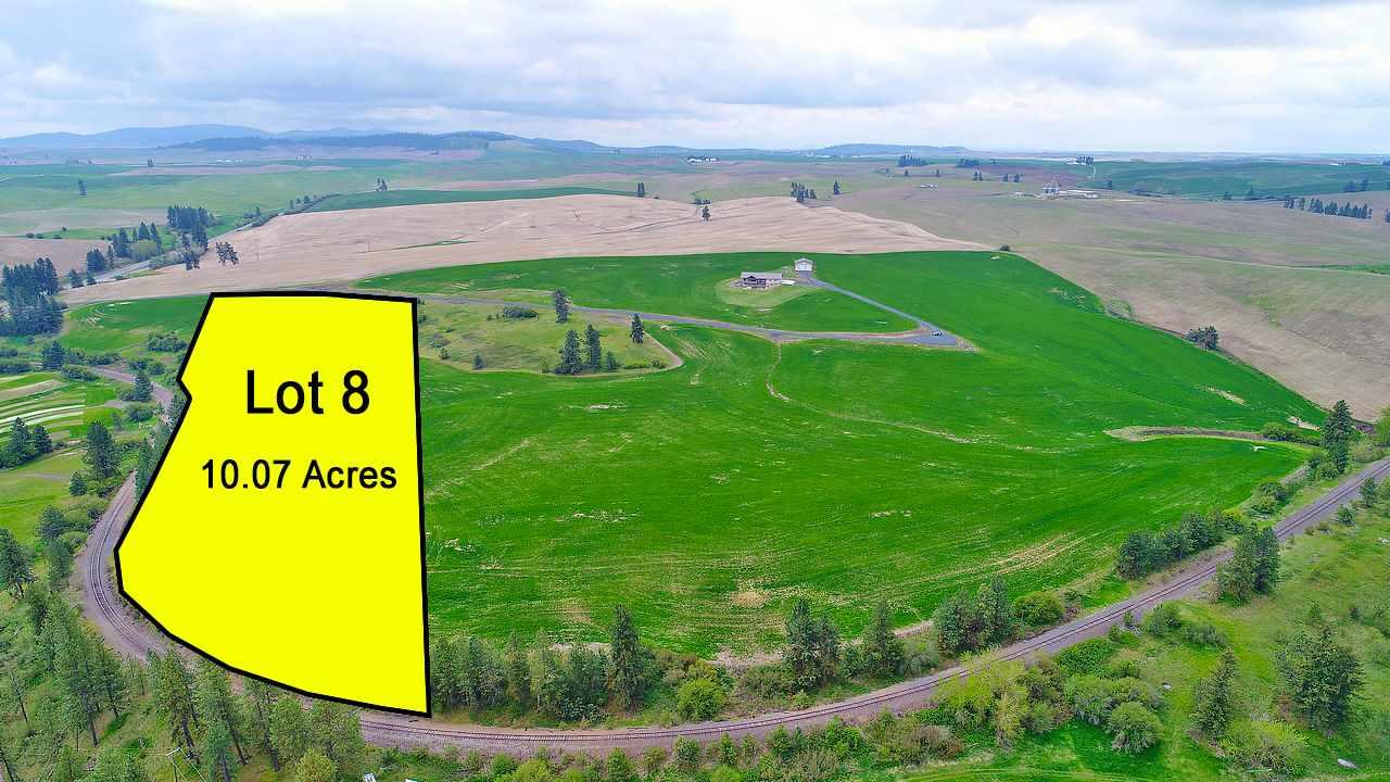 Land for Sale at 19205 Langan Lane 19205 Langan Lane Rockford, Washington 99030 United States