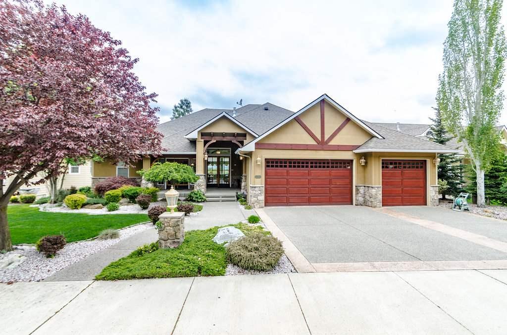 Single Family Home for Sale at 1201 N Lancashire Lane 1201 N Lancashire Lane Liberty Lake, Washington 99019 United States