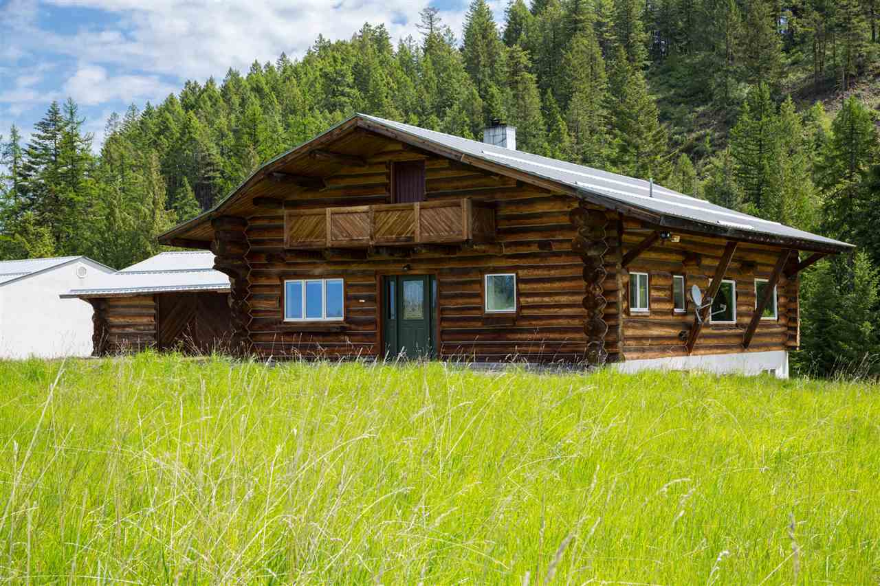Single Family Home for Sale at 1012 Pingston Creek Road 1012 Pingston Creek Road Kettle Falls, Washington 99141 United States