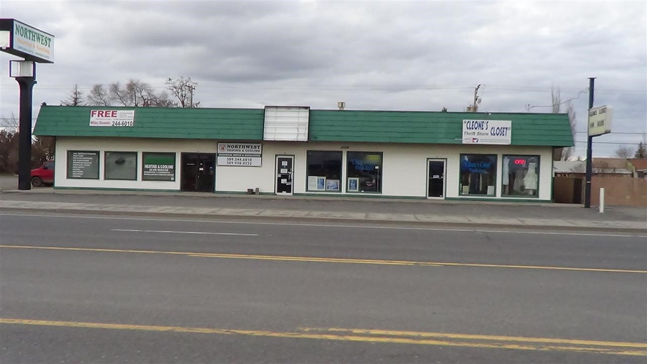Commercial for Sale at 13514 W Sunset Hwy 13514 W Sunset Hwy Airway Heights, Washington 99001 United States