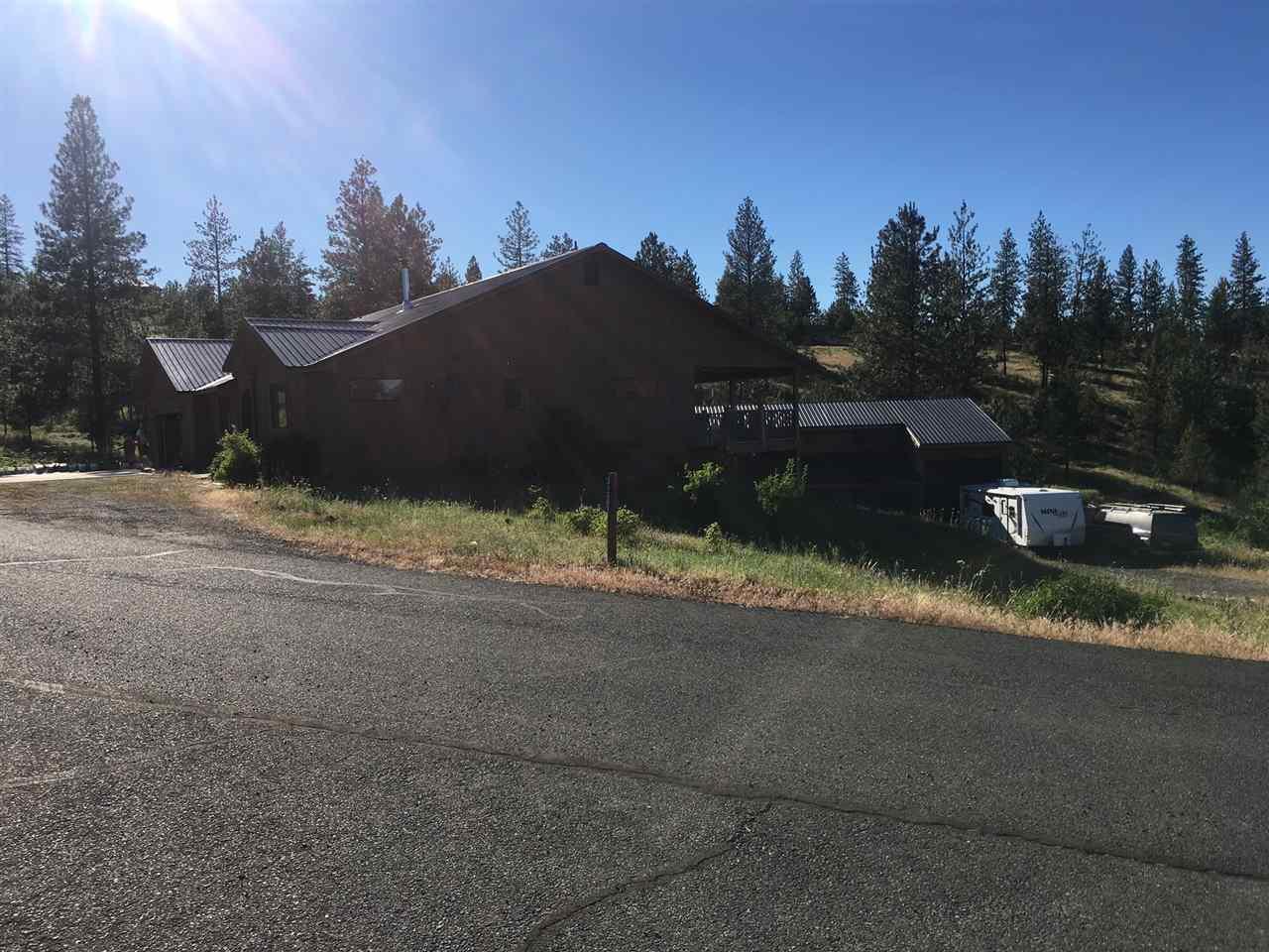 Single Family Home for Sale at 31285 E Ruffed Grouse Road 31285 E Ruffed Grouse Road Davenport, Washington 99122 United States