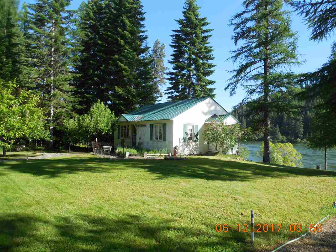 Single Family Home for Sale at 403841 Hwy 20 Hwy 403841 Hwy 20 Hwy Cusick, Washington 99119 United States