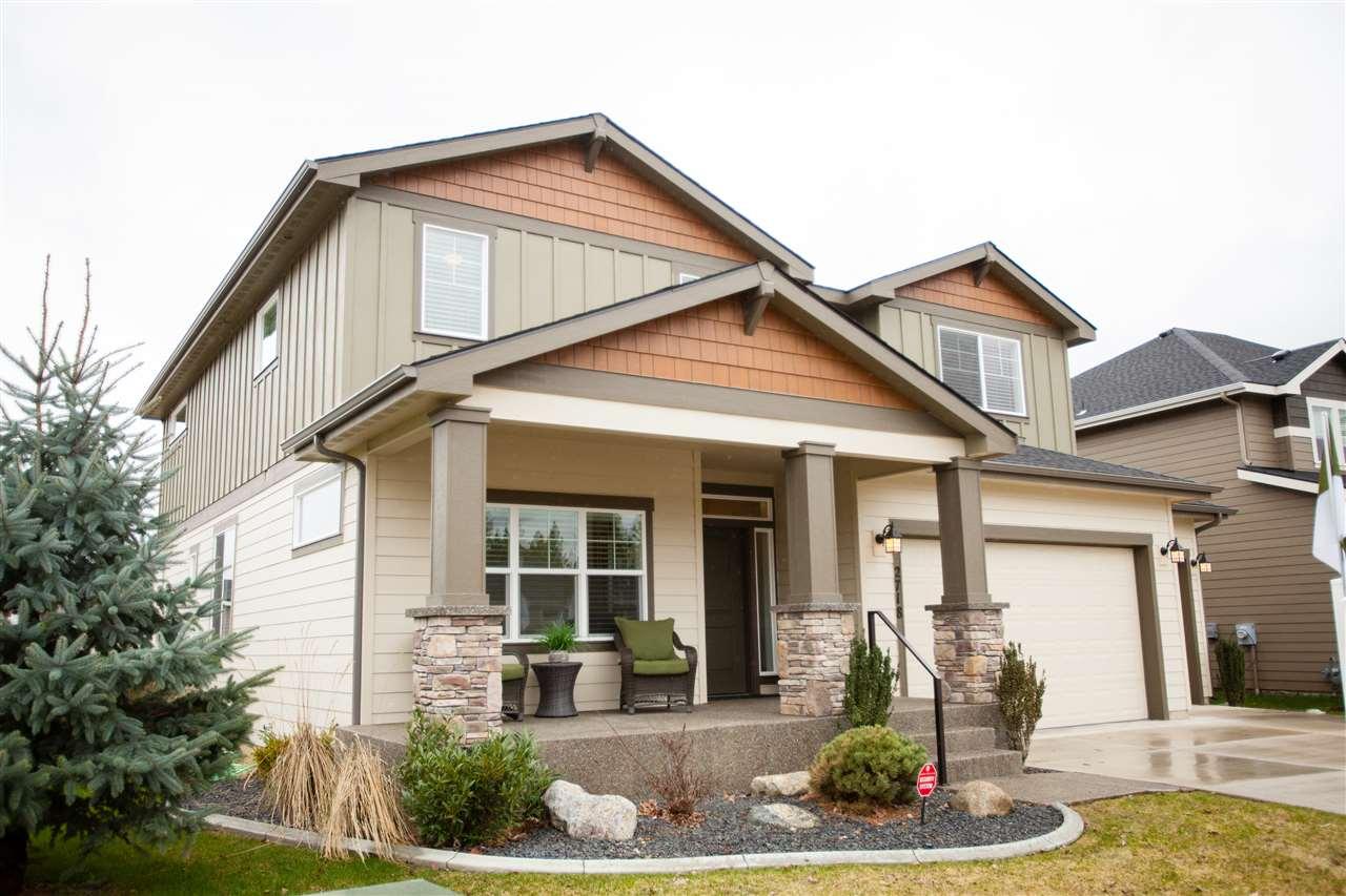 Single Family Home for Sale at 17211 E 17th Avenue 17211 E 17th Avenue Greenacres, Washington 99016 United States