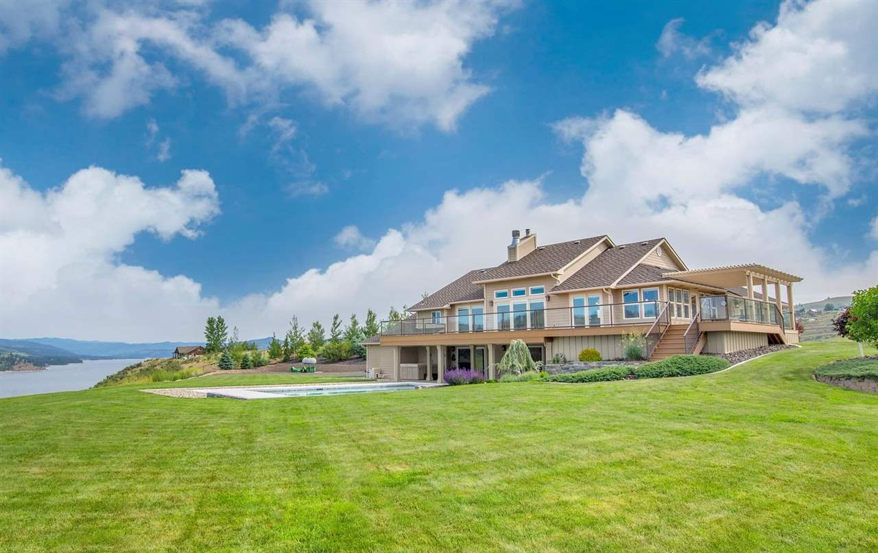 Single Family Home for Sale at 41305 Harbor View N 41305 Harbor View N Deer Meadows, Washington 99122 United States
