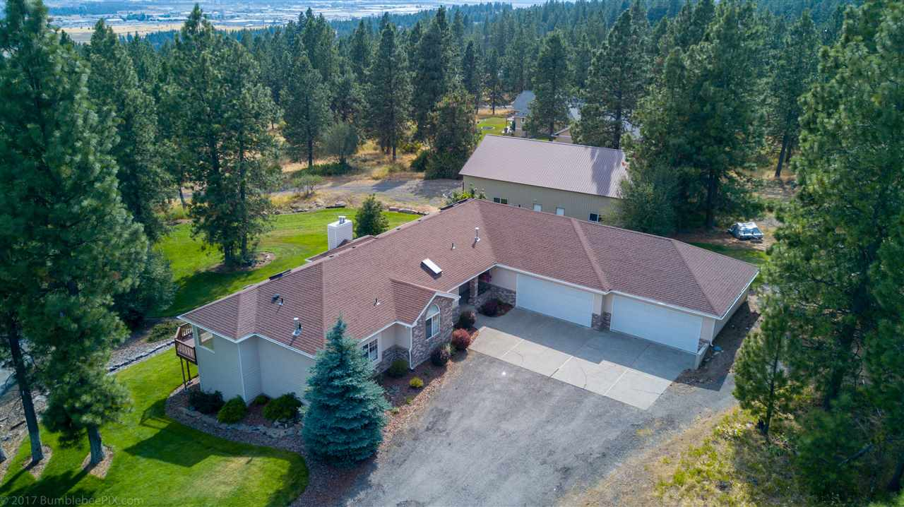 Single Family Home for Sale at 19203 E Granite Lane 19203 E Granite Lane Otis Orchards, Washington 99027 United States