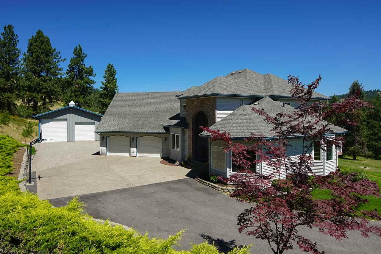 Single Family Home for Sale at 6705 N Ryley Lane 6705 N Ryley Lane Otis Orchards, Washington 99027 United States