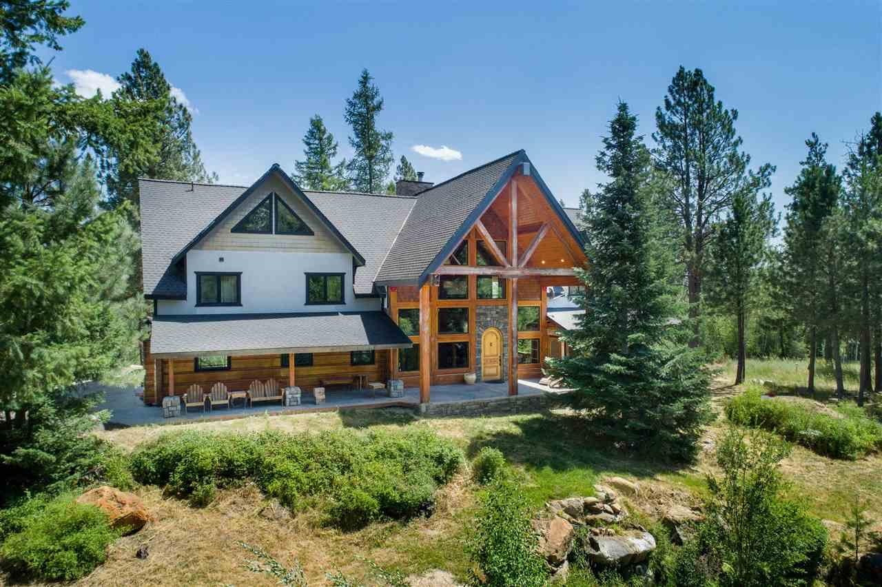 Single Family Home for Sale at 2203 E Eloika Lake Road 2203 E Eloika Lake Road Deer Park, Washington 99006 United States