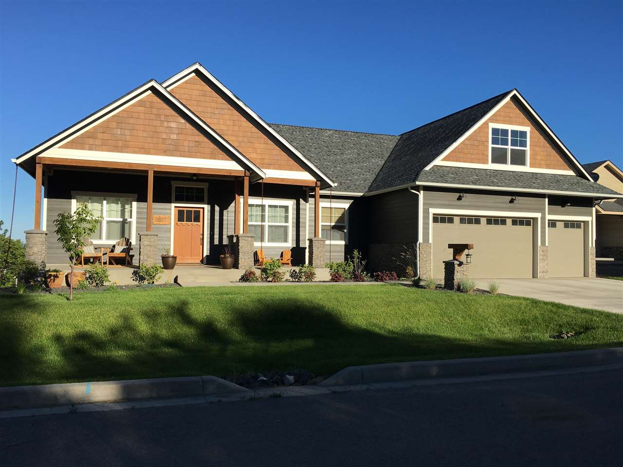 Single Family Home for Sale at 1109 N COURTNEY Court 1109 N COURTNEY Court Medical Lake, Washington 99022 United States