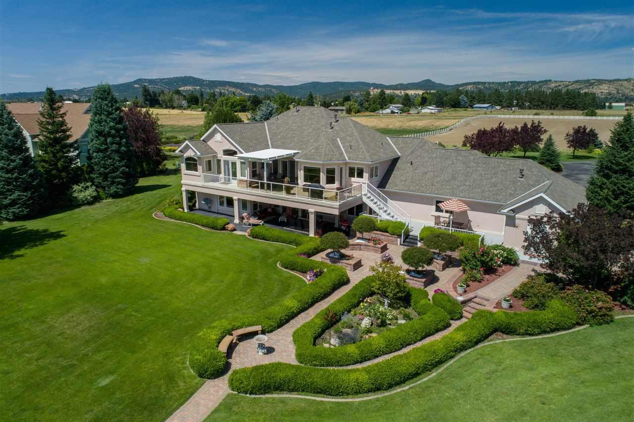 Single Family Home for Sale at 23222 E Euclid Avenue 23222 E Euclid Avenue Otis Orchards, Washington 99027 United States