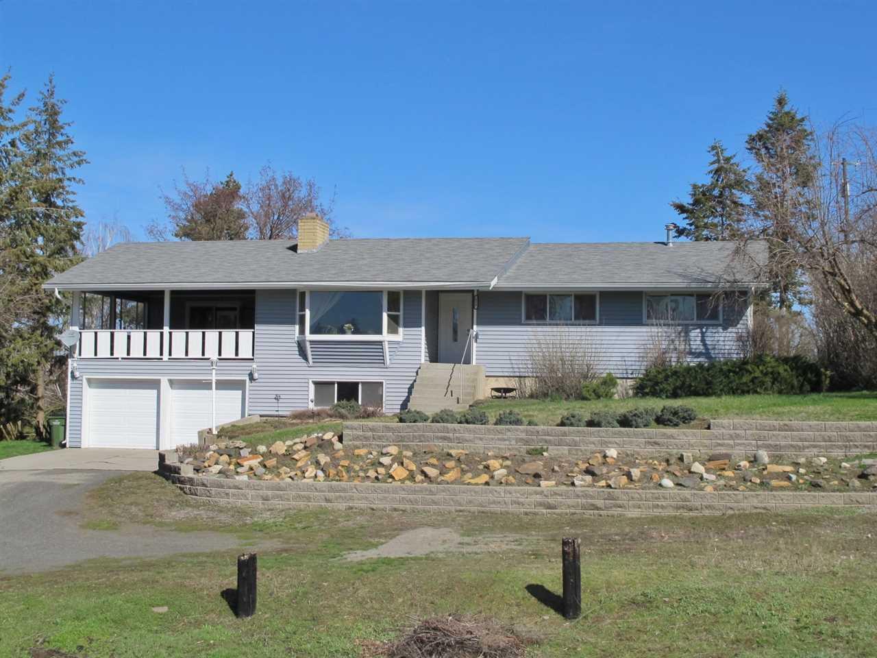 Single Family Home for Sale at 219 E 1st Street 219 E 1st Street Rosalia, Washington 99170 United States