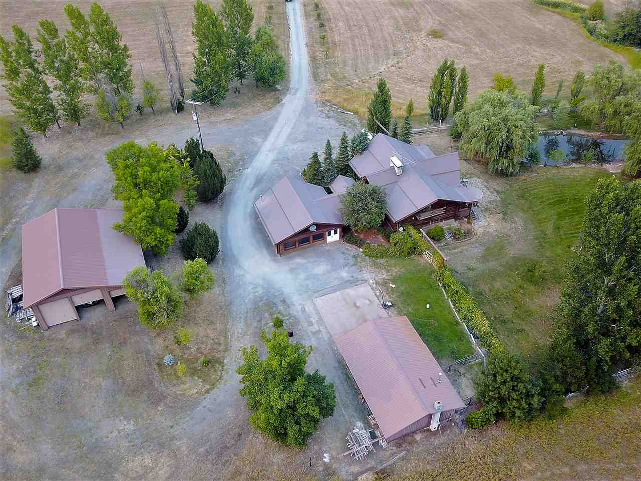 Single Family Home for Sale at 701 A Williams Lake Road 701 A Williams Lake Road Colville, Washington 99114 United States